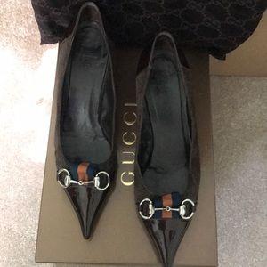 Gucci Kitten Heel